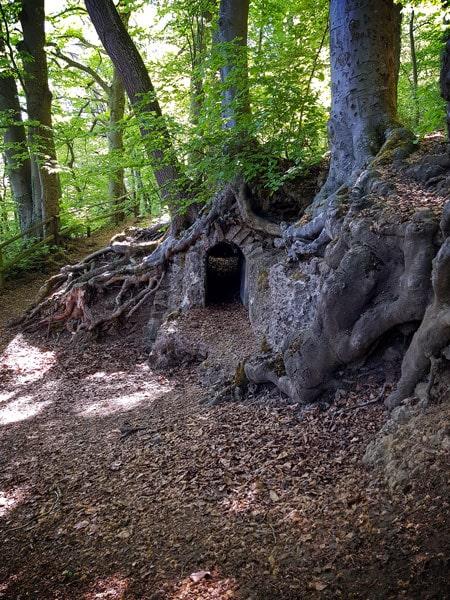 Wandern in der Eifel auf den Spuren der Römer mit dem Eifelguide.
